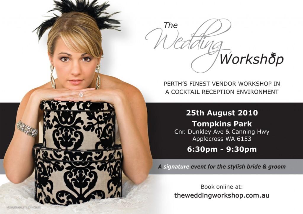 Flyer1 1024x724 The Wedding Workshop Perth Brides