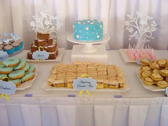 happy cakes dessert buffett003 Jane and Vins Dessert Table