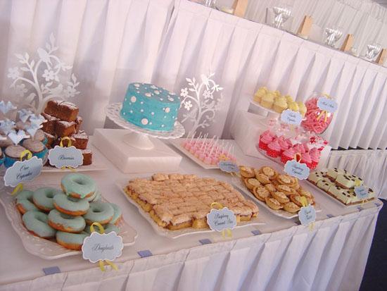 happy cakes dessert buffett008 Jane and Vins Dessert Table