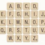 Scrabble Pieces Vector