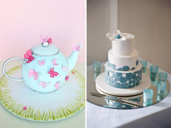 spring inspired cakes welovebaking formoverfunction Spring Inspired Wedding Cakes
