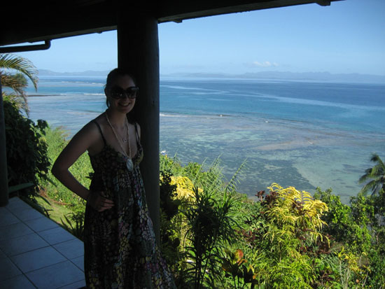 My Honeymoon: Taveuni Island Resort, Fiji Bonnie