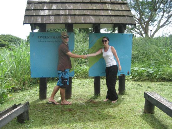 My Honeymoon: Taveuni Island Resort, Fiji Bonnie