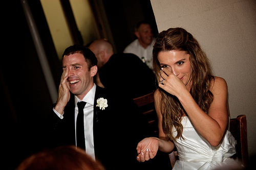66 The Perfect Storm.....Ben and Zoes Wedding 6th March 2010
