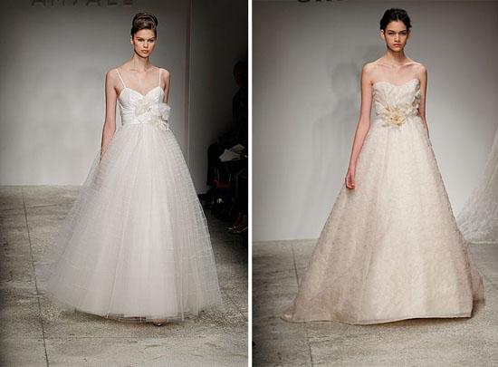 New Amsale christos 008 New York Bridal Fashion Week Spring 2011