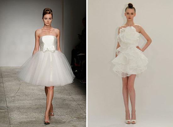 New Amsale marchesa New York Bridal Fashion Week Spring 2011