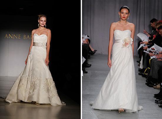 New Anne Barge platinum priscilla boston 012 New York Bridal Fashion Week Spring 2011