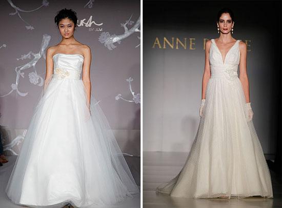 New Blush by JLM anne barge 001 New York Bridal Fashion Week Spring 2011