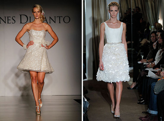 New Ines Di Santo kevon hall011 New York Bridal Fashion Week Spring 2011