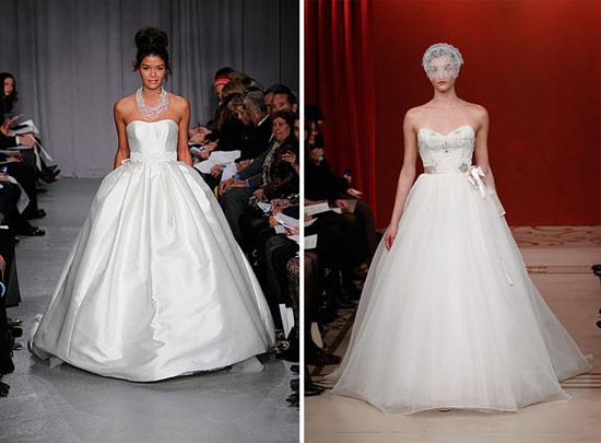 New Jewel by Priscilla of Boston reem acra 001 New York Bridal Fashion Week Spring 2011