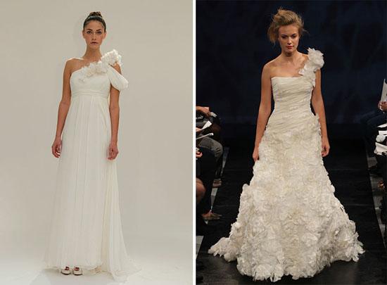 New Marchesa rivini 009 New York Bridal Fashion Week Spring 2011