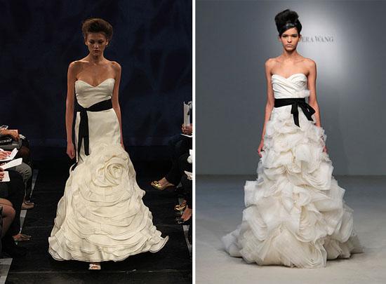 New Rivini vera wang 009jpg New York Bridal Fashion Week Spring 2011