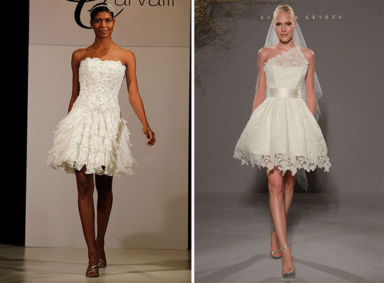 New Simone Carvalli romona keveza001 New York Bridal Fashion Week Spring 2011