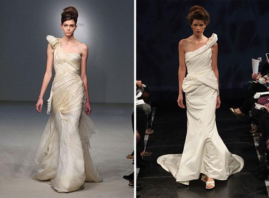 New Vera Wang rivini 004 New York Bridal Fashion Week Spring 2011