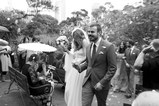 Sydney Botanical Gardens Wedding24 Marissa and Jon