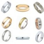 Traditional Mens Wedding Rings