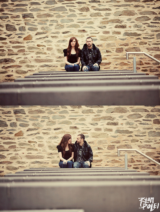 adelaide grunge engagement191 Megan and Evan Engaged