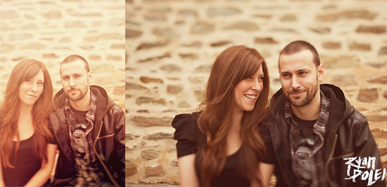 adelaide grunge engagement201 Megan and Evan Engaged