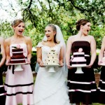 kylene ryan polka dot wedding