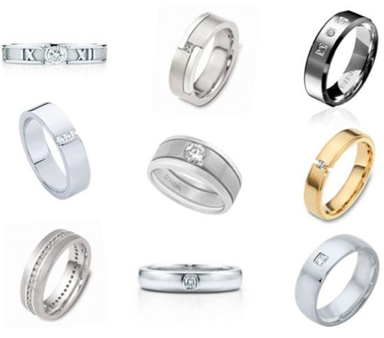 mens diamond wedding bands Wedding Ring Roundup Sparkly Diamonds