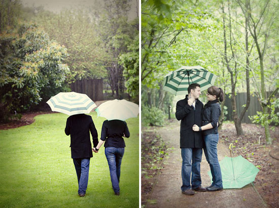 rainy day engagement shoot01a Fiona and Dylan A Rainy Day Engagement