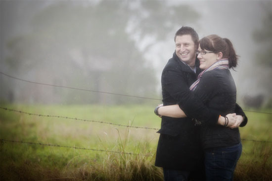 rainy day engagement shoot08 Fiona and Dylan A Rainy Day Engagement