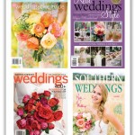 wedding magazines october 2010