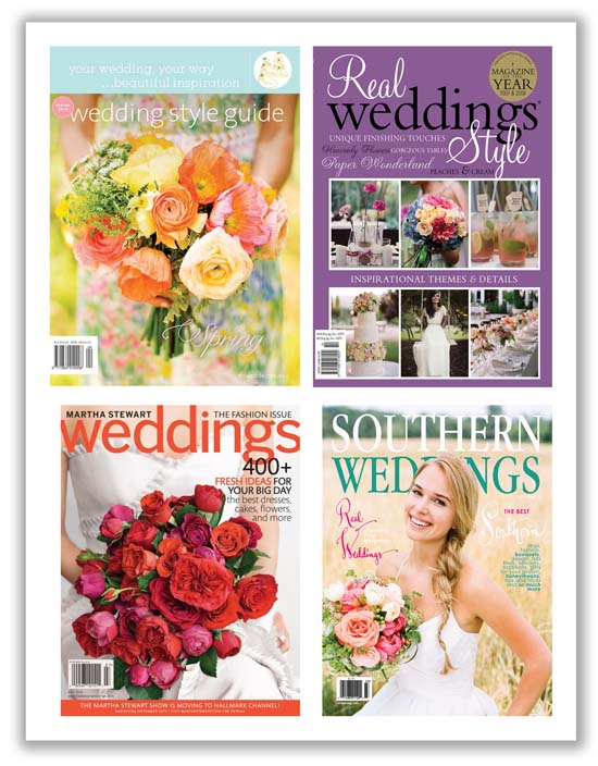 wedding magazines october 2010 Wedding Magazine Roundup October 2010