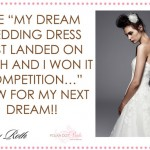 win a wedding dress henry roth