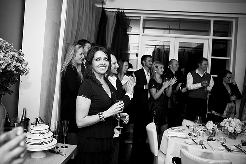 48 A Surprise Wedding Birthday … Nicole and James 13th June 2009 by Nicole