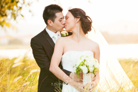 Hope Island Wedding Lyn Peter39 Lyn and Peter
