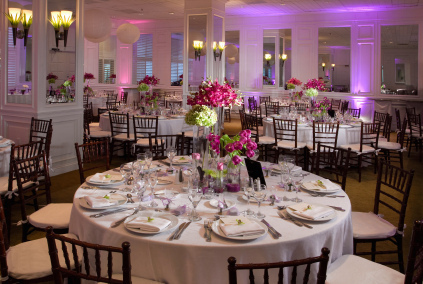 Wedding Table Setting & Theming