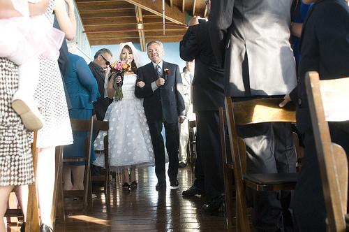 134 A Wedding on the Santa Monica Pier, April 10, 2010