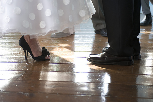 136 A Wedding on the Santa Monica Pier, April 10, 2010