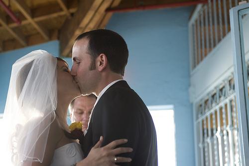 137 A Wedding on the Santa Monica Pier, April 10, 2010