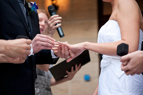 14 Finding The Right Celebrant For Your Wedding......