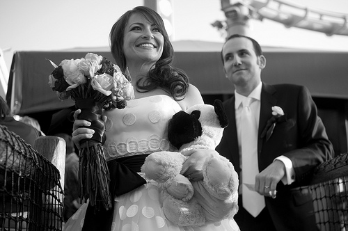 142 A Wedding on the Santa Monica Pier, April 10, 2010
