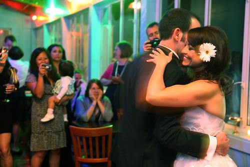 148 A Wedding on the Santa Monica Pier, April 10, 2010