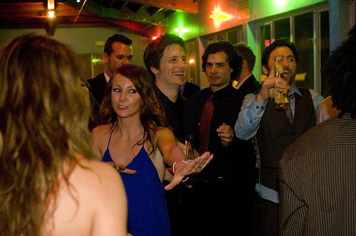 149 A Wedding on the Santa Monica Pier, April 10, 2010