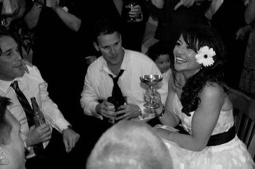 150 A Wedding on the Santa Monica Pier, April 10, 2010