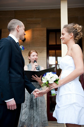 16 Finding The Right Celebrant For Your Wedding......