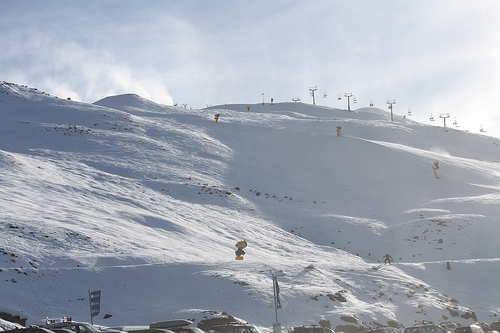 Coronet Peak Ski Fields