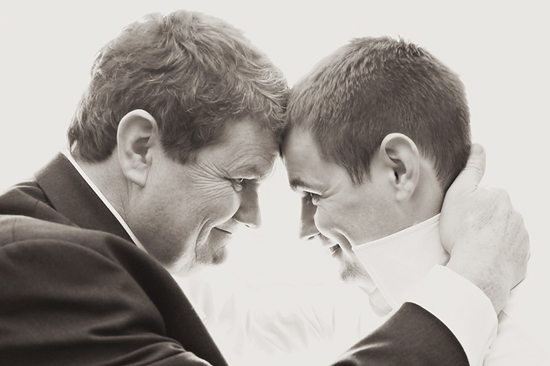 Groom and his Dad Magic Moments – My Boy