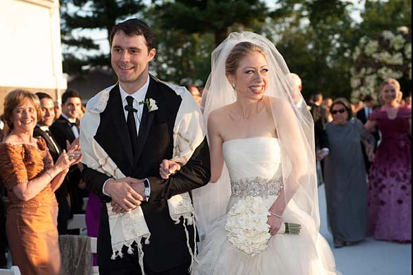 chelsea clinton wedding The 2010 Wedding Countdown