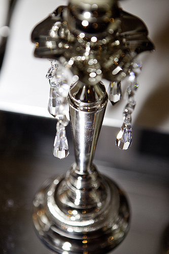 Candelabras Cut Glass