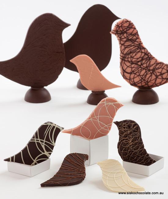 Sisko Chocolate Bird Favours hires Vendor Of The Week – Sisko Chocolate