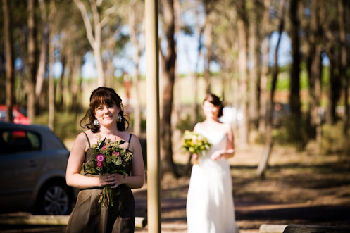 ainslie rohan hunter valley wedding047 Polka Dot Bride Mixtape The Processional
