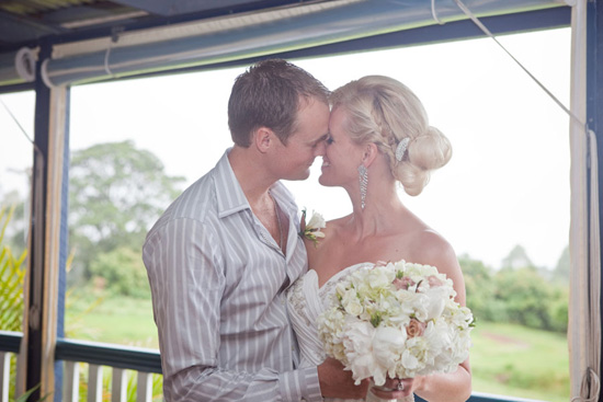 Rainy Maleny Wedding0015 Bec and Chris Intimate Maleny Wedding