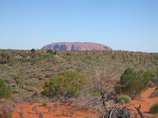 Uluru Honeymoon0001 Uluru – The Outback Honeymoon