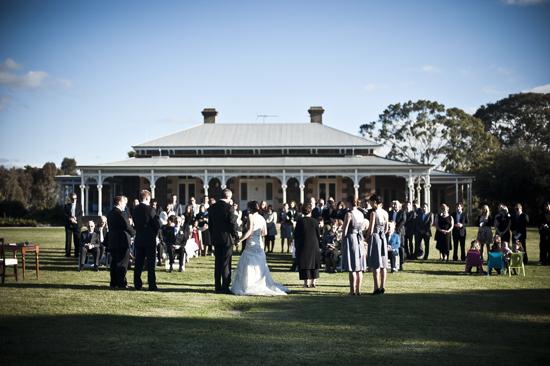 ceremony Rustic Wedding Venues In Victoria
